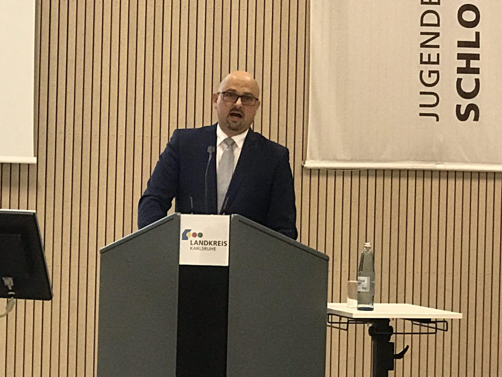 Johannes Arnold HH-Rede 2020